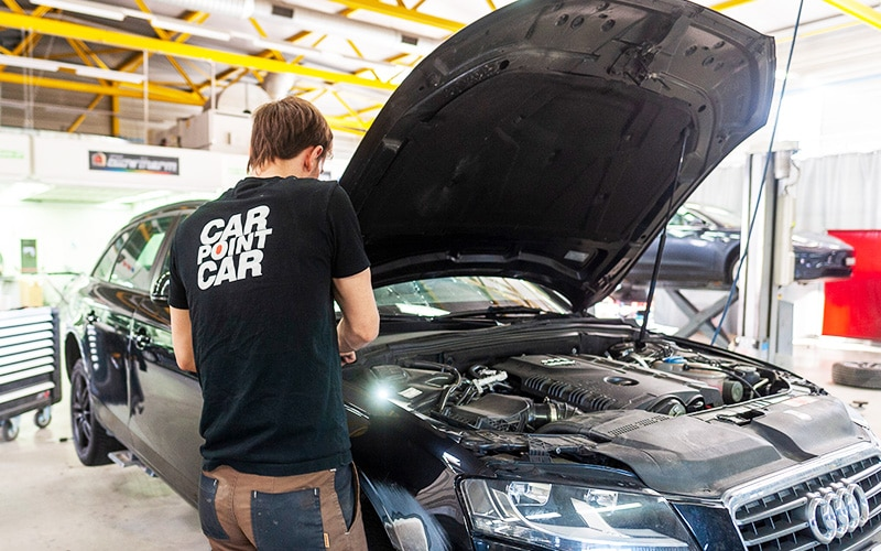 réparation de clim auto aigle
