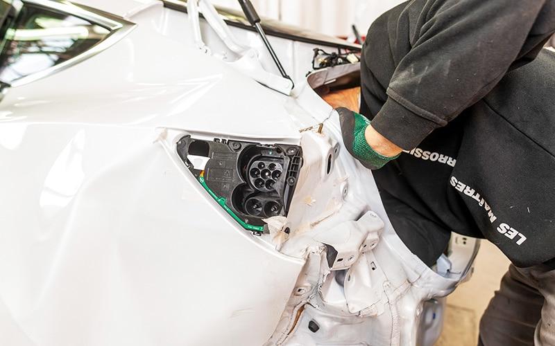 réparation hybride électrique
