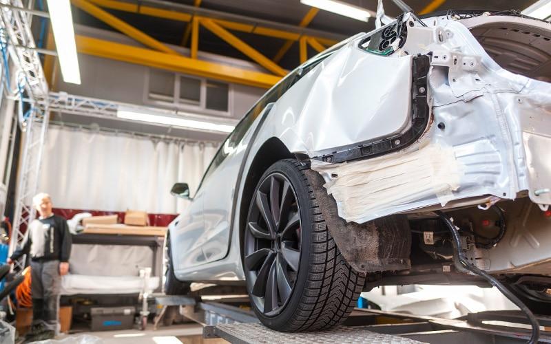 entretien de votre voiture électrique